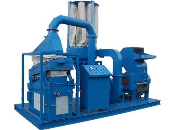 Cable and Wire Recycling Machine