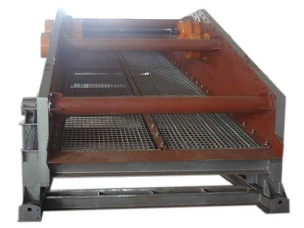 ZS Linear Vibratory Dewatering Screen