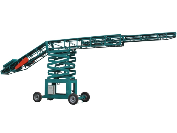 Mobile Belt Loader Conveyor